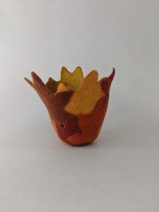 Autumn Leaf Bowl